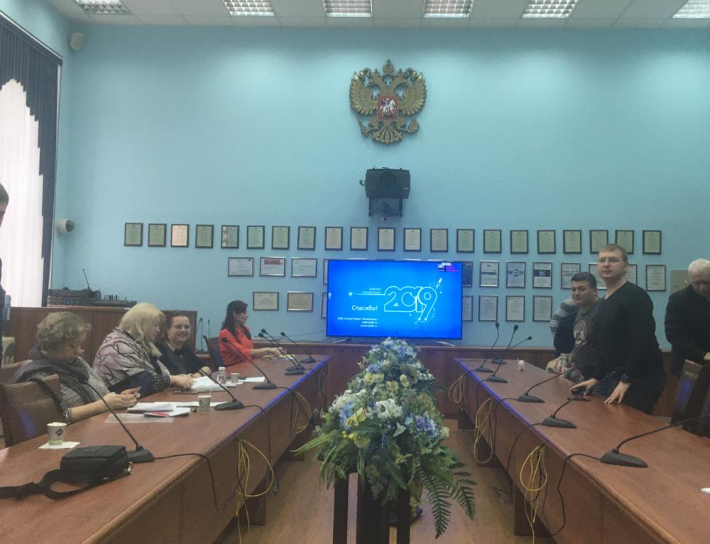 Совместно с Российским университетом транспорта (МИИТ) проведено обучение двух групп сотрудников ОАО «РЖД» основам цифровой трансформации.